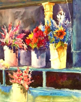 Pike Street Floral Market