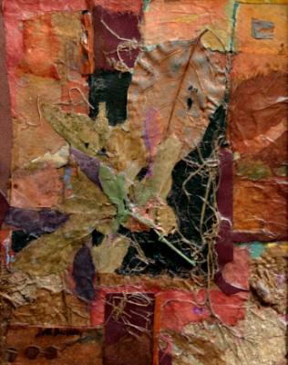 Fallen Leaf (sold)